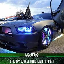 Wheel Lights Galaxy Wheel Ring Lighting Kit