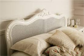 Provence Bedroom Furniture Provence Rattan White Wooden Bed Frame Super King Size Beds