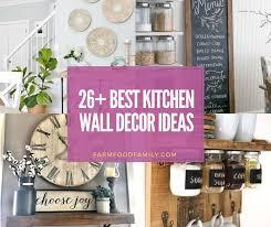 Creative kitchen wall decor ideas to brighten up your home. 36 Must See Kitchen Wall Decor Ideas Photos For 2021