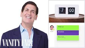 everything mark cuban does in a day vanity fair