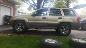 2006 ford explorer tires size jeep grand cherokee questions larger than stock tires sizes cargurus