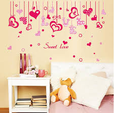 sweet love wall quote decal sticker bracketplant heart wall art applique poster romantic love heart graphic decor mural world map wall sticker zebra wall  on wall art love heart with sweet love wall quote decal sticker bracketplant heart wall art