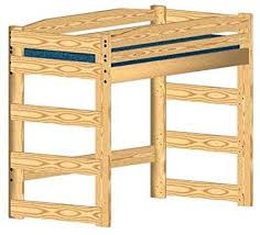 Build your own wood furniture Step By Step Loft Bed Diy Woodworking Plan To Build Your Own And Hardware Kit Twin Standard wood Not Included Indoor Furniture Woodworking Project Plans Amazoncom Ezen Loft Bed Diy Woodworking Plan To Build Your Own And Hardware Kit