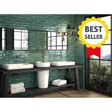 Wandfliesen Für Wohnträume Smaragdgrün Top Preis
