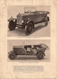 armstrong siddeley 14 hp 1923