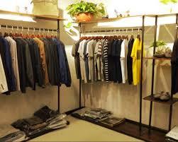 decorative boutique clothing racks q6