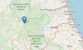 Sciame sismico centro Italia, lieve scossa di terremoto ...