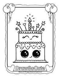 Unique Of Draw So Cute Coloring Pages Images Printable Coloring Pages