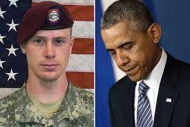 Image result for obama and bergdahl