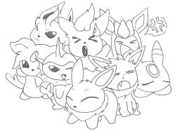 Coloring Pages Pokemon Color By Number Online Free X Y Drawing