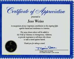 Examples Of Certificates Of Appreciation Wording Fascinating Certification Of Appreciation Template 48 Free Printable Certificates