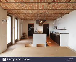 Kitchens With Terracotta Floors Terracotta Floor Stock Photos Terracotta Floor Stock Images Alamy