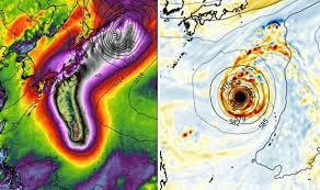 Typhoon Tracking Chart Typhoon Hagibis Tracker Latest Path Gfs Charts Spaghetti