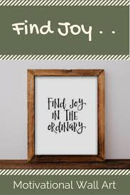 inspirational wall art for office. Perfect Office Motivational Wall Art Find Joy In The Ordinary Office Decor Typography Inspirational  Wall Quote Printable Inside Inspirational For Office F