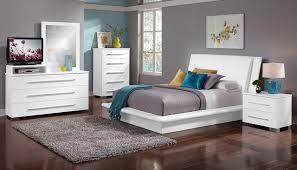 Beautiful White Bedroom Set The Dimora White Bedroom
