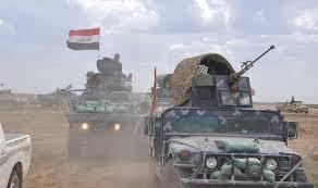نتيجة بحث الصور عن قوات بدر والحشد الشعبي تواصل تقدمها على الدواعش