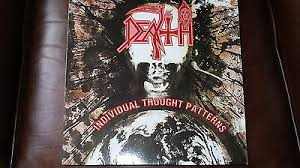 Death Individual Thought Patterns Extraordinary Popsike Death Individual Thought Patterns Vinyl LP Record 48