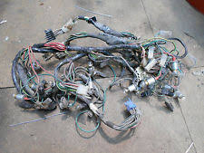 jaguar wiring looms jaguar xj series 2 3 dashboard wiring harness all bulbs intact