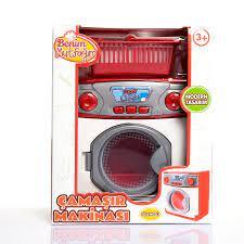 Birlik Oyuncak Kutulu Mini Çamaşır Makinesi - ebebek