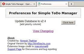 simple todo simple todo manager extension opera add ons