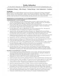 Resumes For Office Jobs Office Assistant Resume Administrative Sample Medical Back Images 13