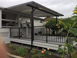 brown aluminum patio covers. Black Patio Cover. Cover Over Grass. Brown Aluminum Deck Railings Covers S