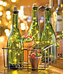 Decorative Wine Bottles With Lights 100 Ideas on How to Make Wine Bottle Candle Holders Patterns Hub 85