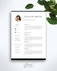 Curriculum Vitae Resume Template For Executive Assistant Resume
