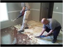 glue tile to wood purchase removing glued down wood floor from concrete you
