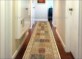 hallway runner rugs rug ivory traditional hall long u21 hall