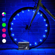 Wheel Lights Details About Activ Life Bike Wheel Lights 2 Tires Blue Best Gifts Stocking Sport Bicycle New