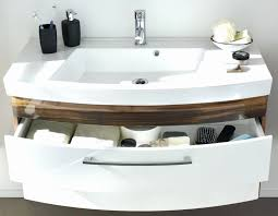 Waschbeckenunterschrank Holz Hängend Elegant Das Perfekte 53 Bild
