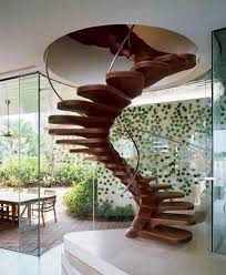Awesome Wooden Staircase Design