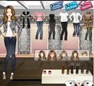 Игры для девочек одевалки клёвые и модные
