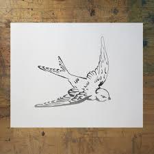 stencil1 swallow stencil s1 01 01 the