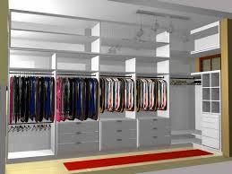modern small closet design ideas