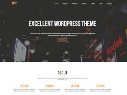 Free Profile Templates Beauteous 48 Best Free One Page WordPress Themes 48 AThemes