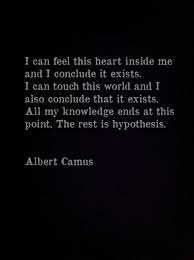 i leave sisyphus at the foot of the mountain albert camus the albert camus the myth of sisyphus love thy neighbor everything else is