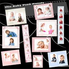 Photoshop Storyboard Templates For Baby And Infant,smart,book ...