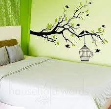 bedroom wall design. Bedroom Wall Design - Creative Decorating Ideas 7