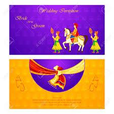 vector illustration of indian wedding invitation card royalty free Indian Wedding Card Free Vector vector illustration of indian wedding invitation card stock vector 35121851 indian wedding card design vector free download