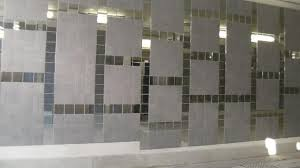 Mirror Tiles Decorating Ideas Mirror Tiles For Walls Attractive Bathroom Home Decorating Ideas 67