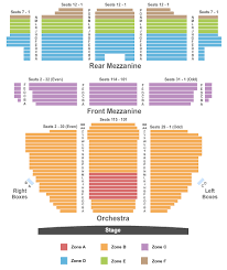 Perelman Theater Seating Charts Symbolic Forrest Theater