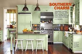 Small Picture Better Homes And Gardens Kitchens Blue Kitchen Cabinets Better