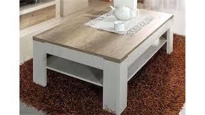 Couchtisch Duro Beistelltisch Tisch Pinie Weiß Eiche Antik