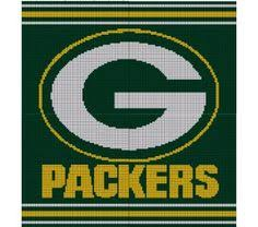 49 best Crochet Greenbay Packer and stuff images on Pinterest in ...