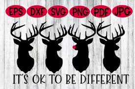 810x1146 color triangle elk vector free vector graphic download. Different It S Ok To Be Different Different Svg Svg Design Bundles Vinyl Decals