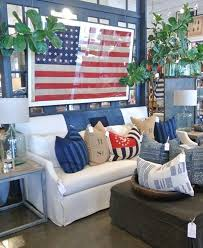 Small Picture Blue Accents For Americana Home Decor