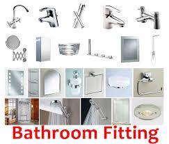 bathroom utilities. Bathroom Fittings Utilities S