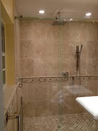 modern shower head recessed bathroom lighting. Frameless Shower Doors On Modern Home Decor Inspirations P60 With Head Recessed Bathroom Lighting